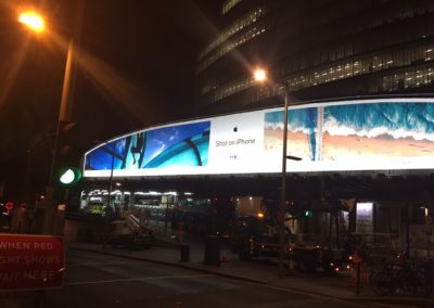 Digital Billboard London Bridge